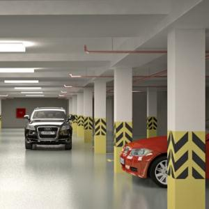 Автостоянки, паркинги Большой Глущицы