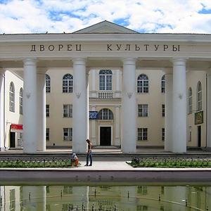 Дворцы и дома культуры Большой Глущицы