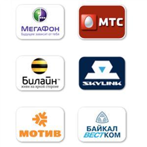 Операторы сотовой связи Большой Глущицы